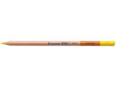 Bruynzeel Pencil - 25 Lemon Yellow