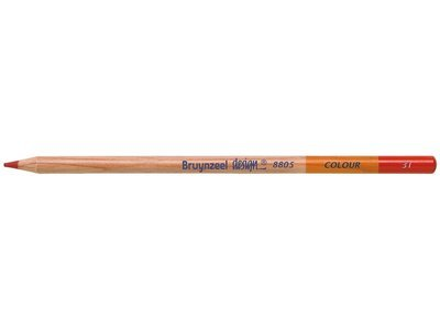 Bruynzeel Pencil - 31 Vermillion