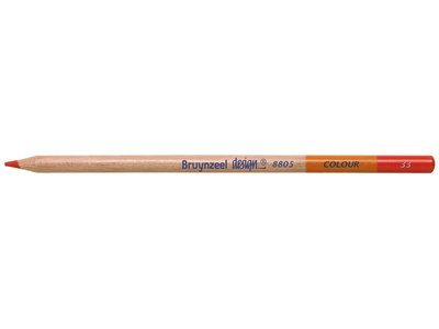 Bruynzeel Pencil - 33 Deep Red