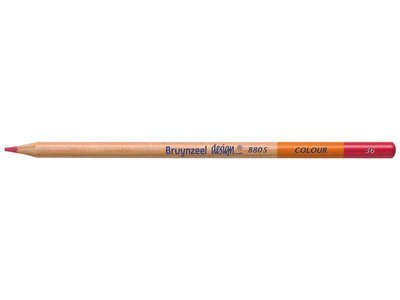Bruynzeel Pencil - 36 Dark Pink