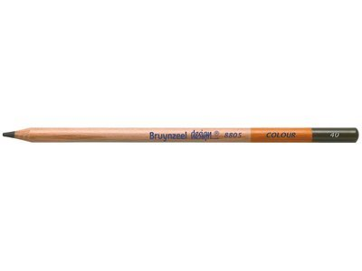 Bruynzeel Pencil - 40 Umber