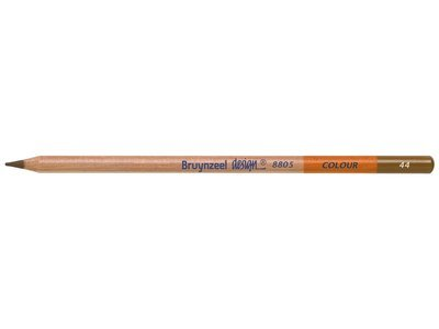 Bruynzeel Pencil - 44 Mid Brown