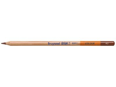 Bruynzeel Pencil - 45 Havana Brown