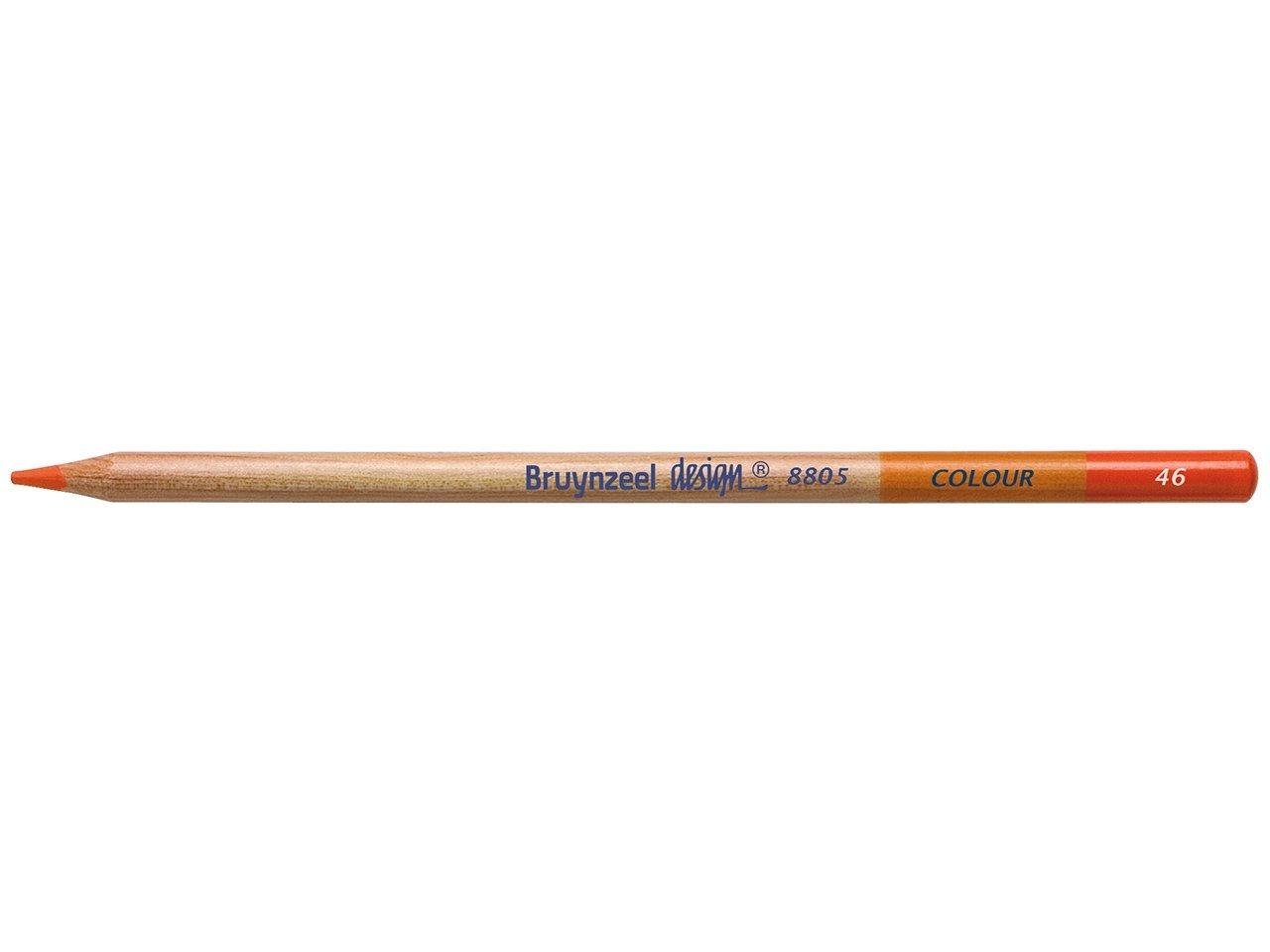 Bruynzeel Pencil - 46 Sanguine