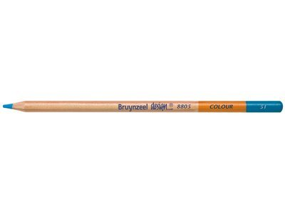 Bruynzeel Pencil - 51 Light Blue