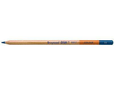 Bruynzeel Pencil - 55 Cobalt Blue