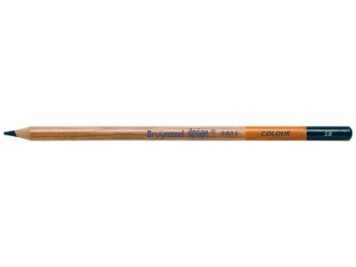 Bruynzeel Pencil - 58 Prussian Blue