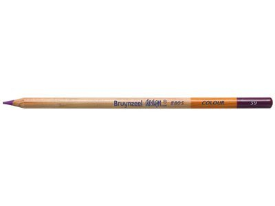 Bruynzeel Pencil - 59 Red Violet