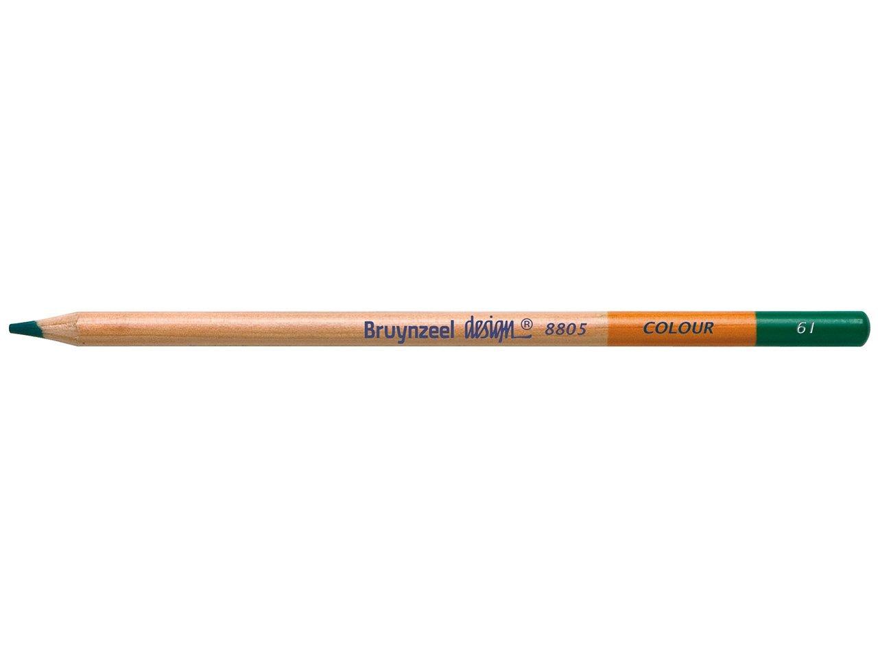 Bruynzeel Pencil - 61 Dark Green