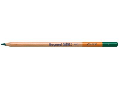 Bruynzeel Pencil - 61 Dark Green