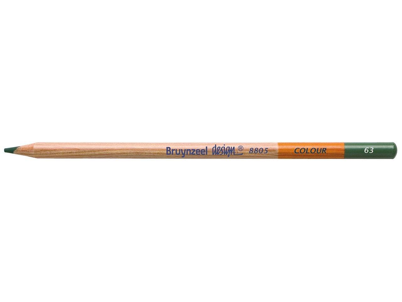 Bruynzeel Pencil - 63 Olive Green
