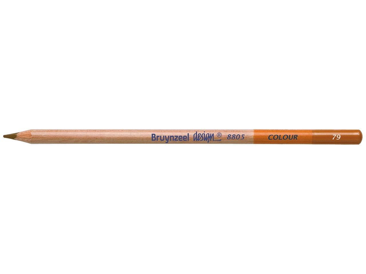 Bruynzeel Pencil - 79 Burnt Ochre