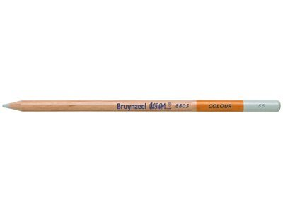 Bruynzeel Pencil - 88 Dull Cold Grey