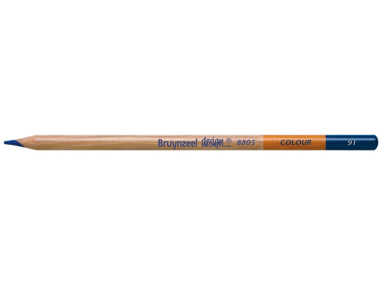 Bruynzeel Pencil - 91 Violet