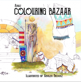 Colouring Book - Colouring Bazaar