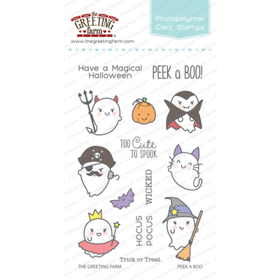 Peek a Boo Stamps