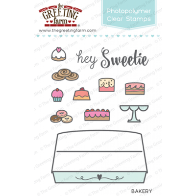 Bakery Stamps