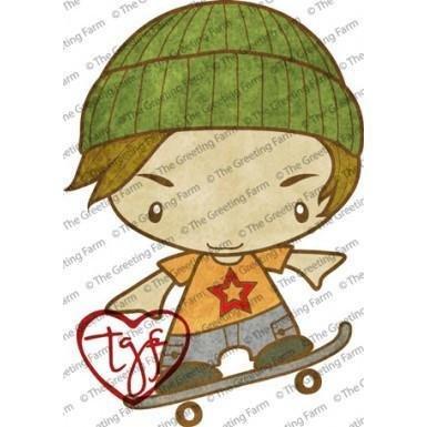 Skater Ian