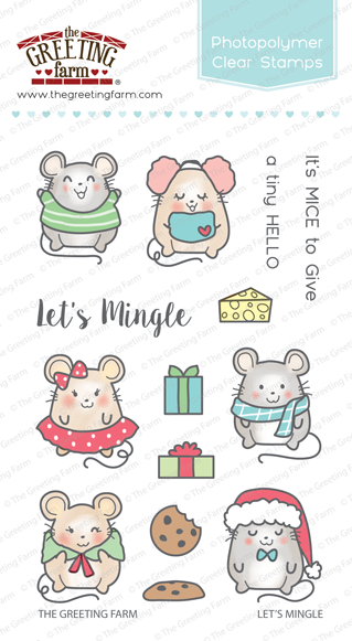 Let's Mingle