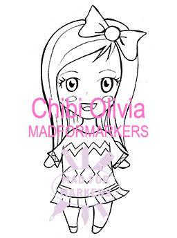 Chibi Olivia