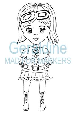 Steampunk Geraldine