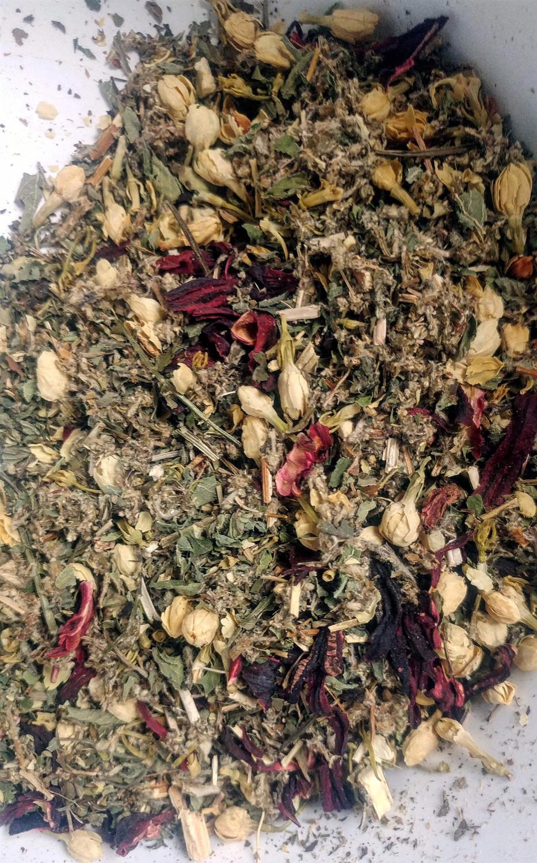 New Moon Tea