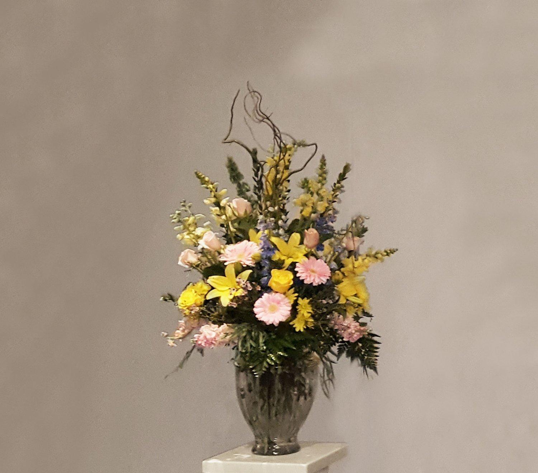 Grecian Vase