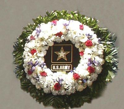 Wreath With Logo