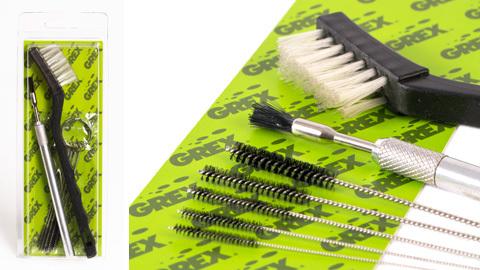 FA02 - Full Cleaning Brush Set FA02