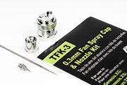 Genesis/Tritium Fan Spray Cap kits 00001