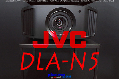 Videoproiettore JVC DLA-N5 4K Nativo Home Cinema SKY Q HDR - DILA