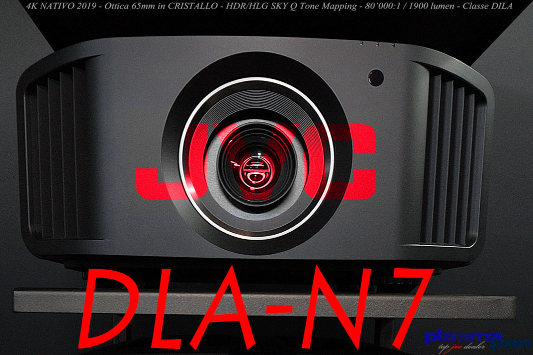 Videoproiettore JVC DLA-N7 4K Nativo Home Cinema SKY Q HDR - DILA