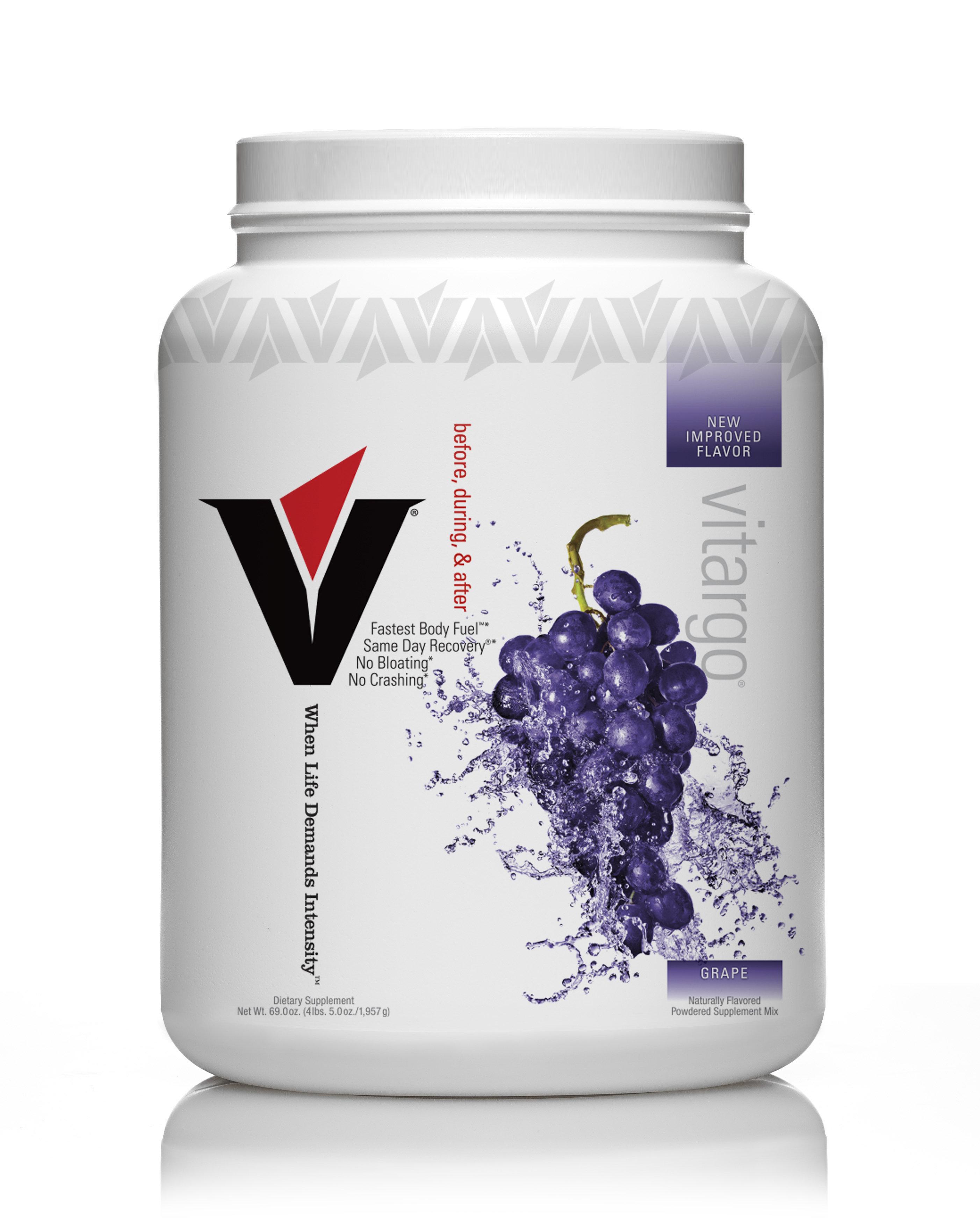 Vitargo Grape 50 Scoop 50tgrpvitTR