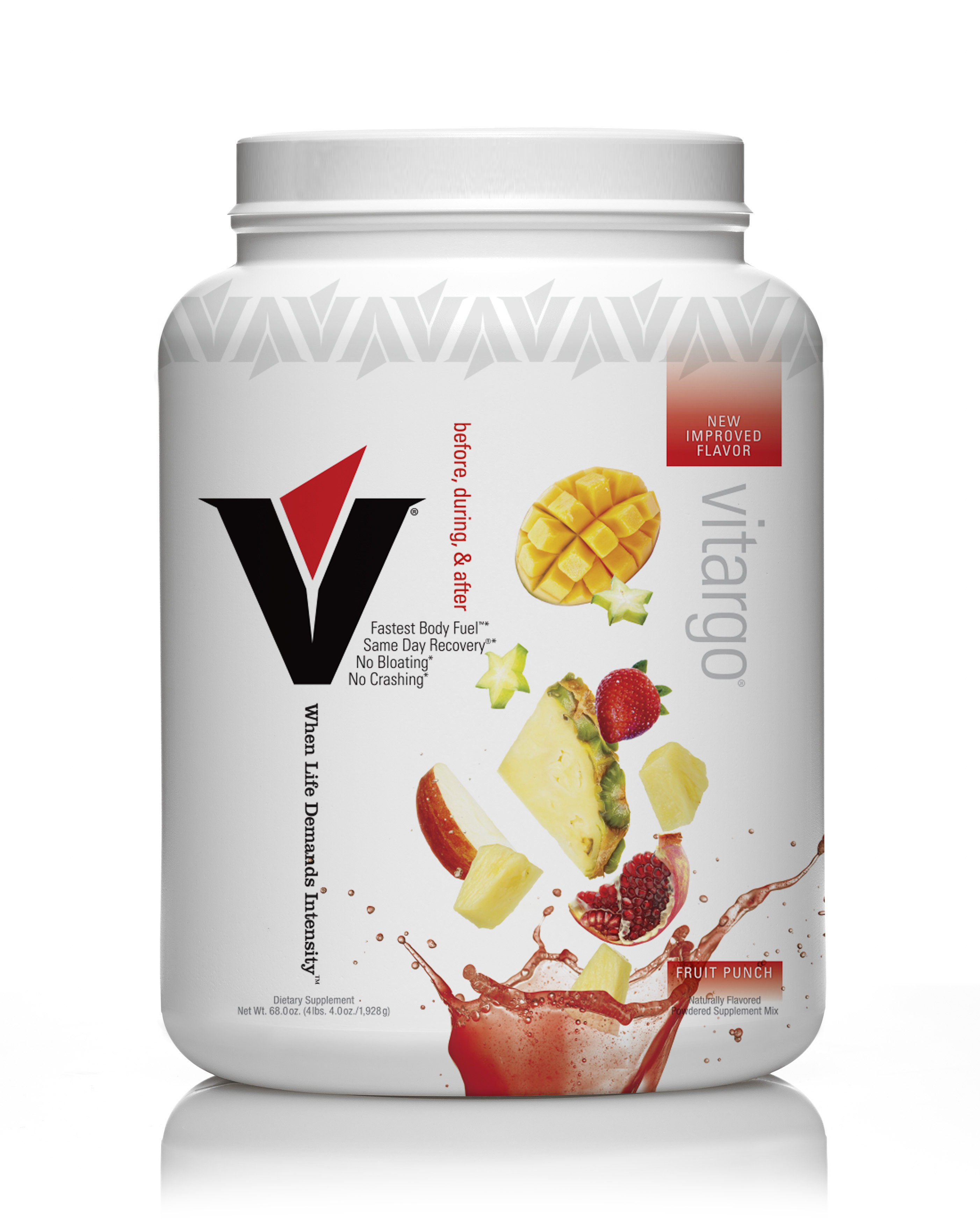 Vitargo Fruit Punch 50 Scoop 50tfrtvitTR