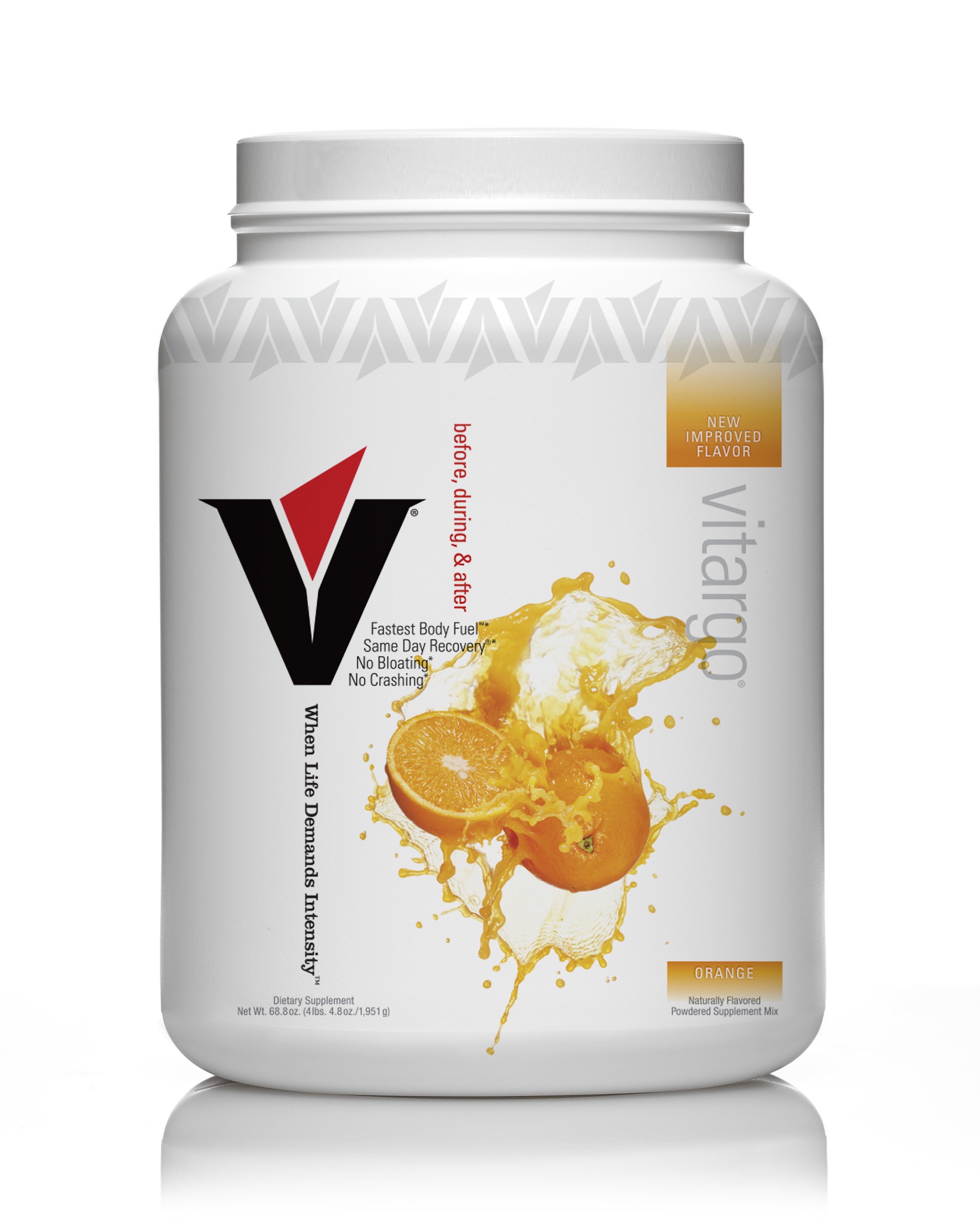 Vitargo Orange 50 Scoop 50torgvit