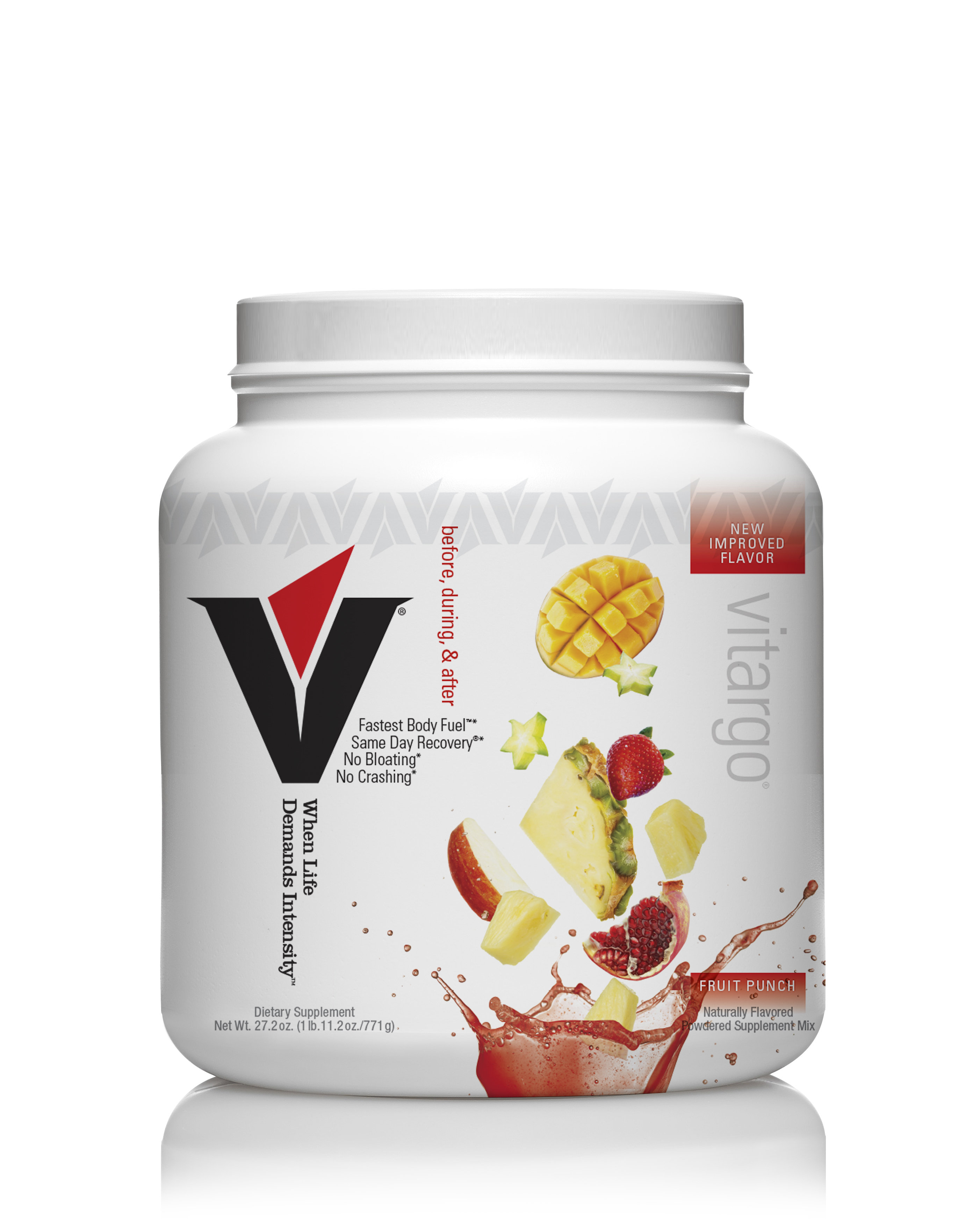 Vitargo Fruit Punch 20 Scoop 20tfrtvit