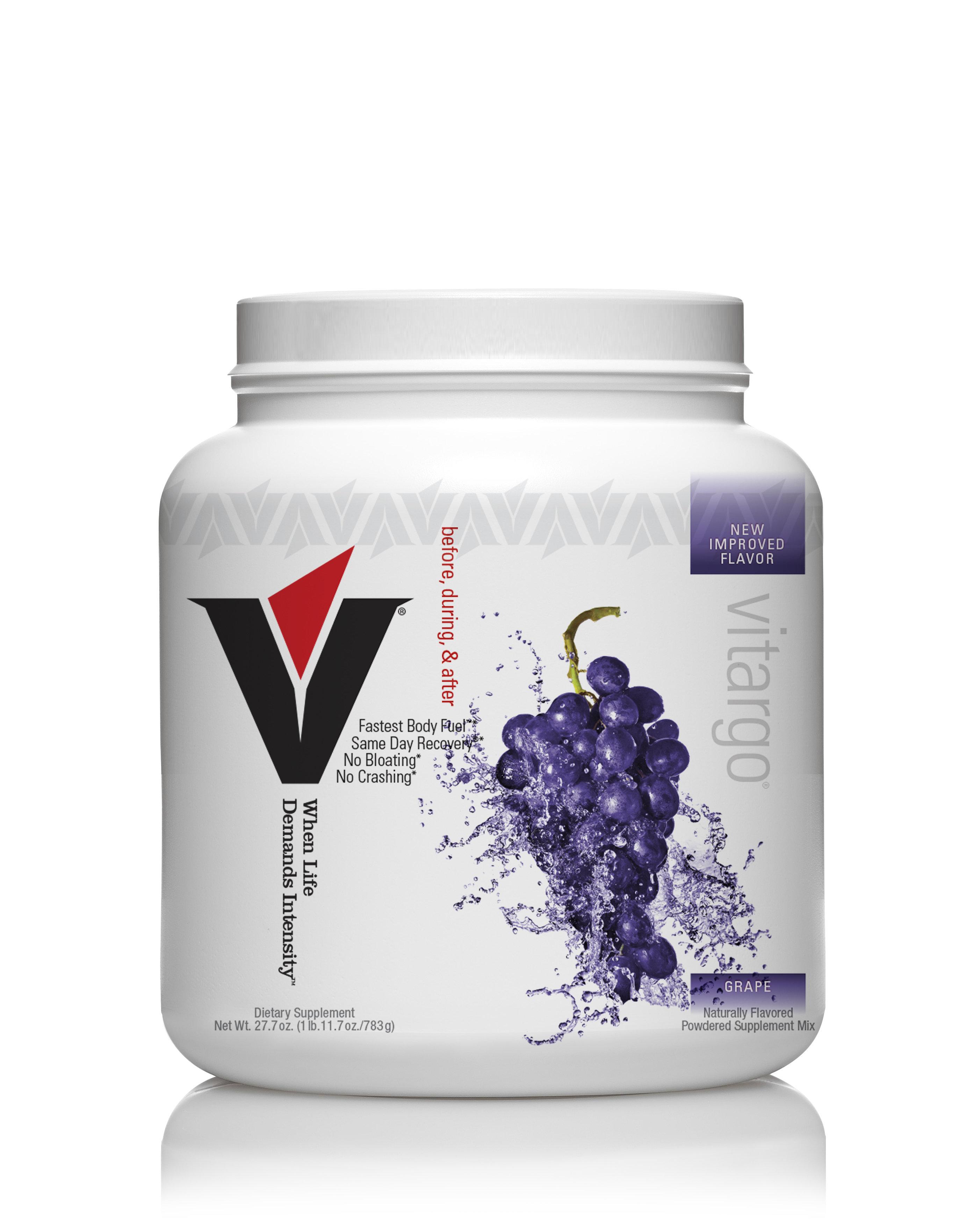Vitargo Grape 20 Scoop 20tgrpvit