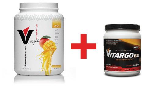 Vitargo Mango 50 Serve Plus VitargoS2 Tropical Fruit 00047