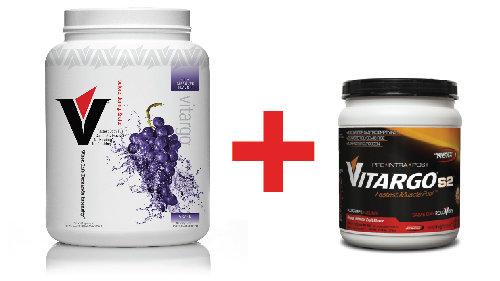 Vitargo Grape 50 Scoop Plus VitargoS2 Tropical Fruit 00055