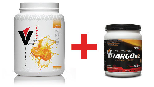 Vitargo Orange 50 Scoop Plus VitargoS2 Tropical Fruit 00063