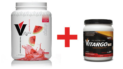 Vitargo Watermelon 50 Scoop Plus VitargoS2 Tropical Fruit 00079
