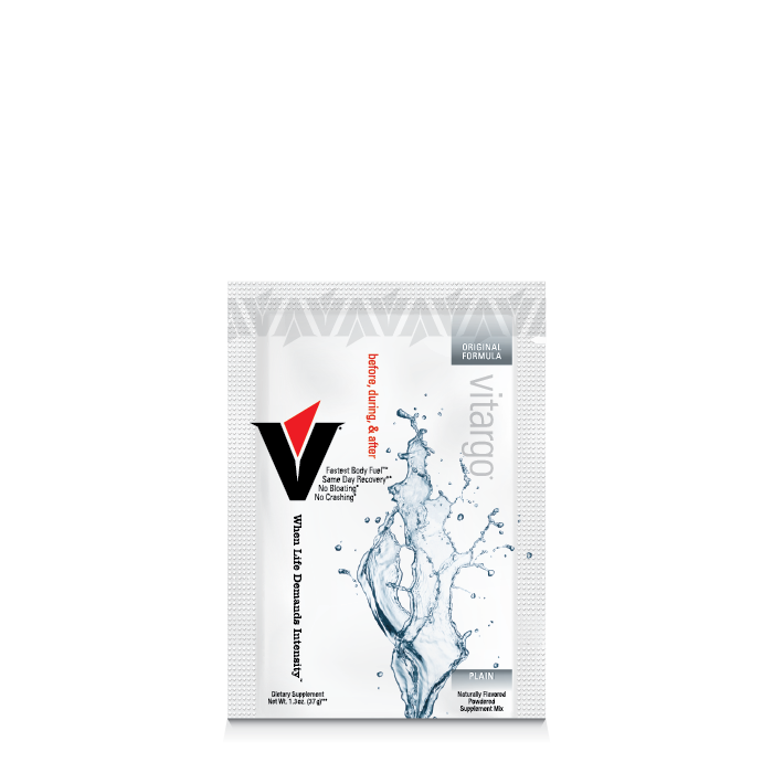 Vitargo Plain 1 Scoop (6 Packets)