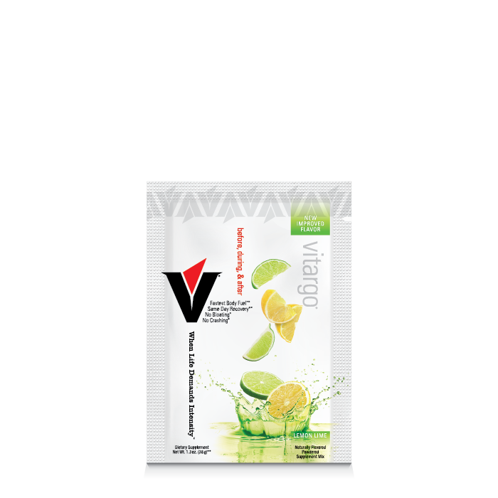 Vitargo Lemon Lime 1 Scoop Carb Supplement 1tlemvit