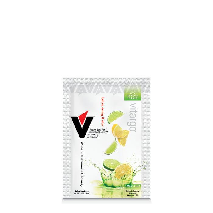 Vitargo Lemon Lime 1 Scoop Carb Supplement