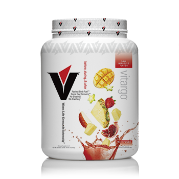 Vitargo Fruit Punch 50 Scoop 50tfrtvit
