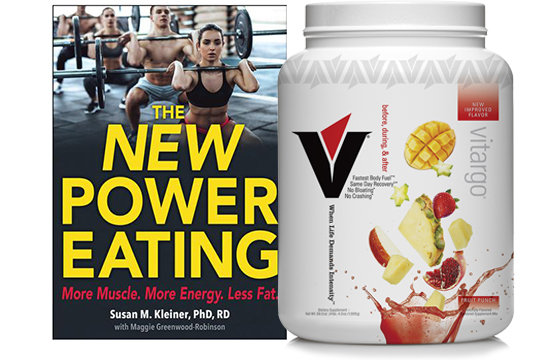 50 Scoop plus The New Power Eating