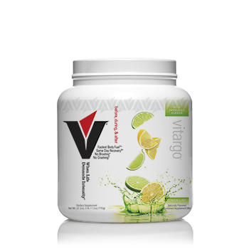 Vitargo Lemon Lime 20 Scoop 20tlemvit