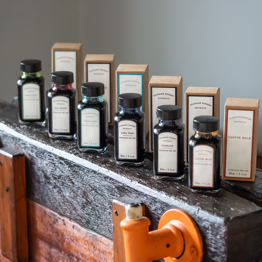 Standard Bindery Original Ink