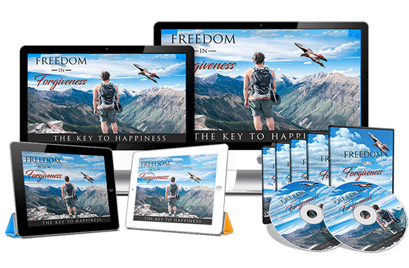 Freedom In Forgiveness MP3 Audio Set