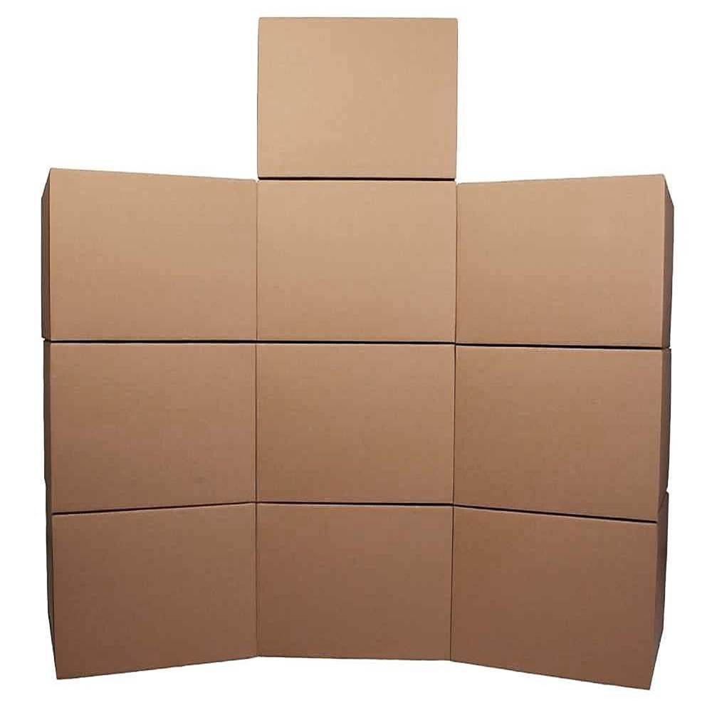 X - Large Moving Boxes - Bundle of 10 Boxes XLMB-10
